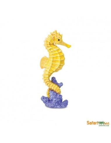 Figurine Cheval de mer - Safari Ltd® 204329 Safari Ltd® {PRODUCT_REFERENCE}  Vie Marine - 1
