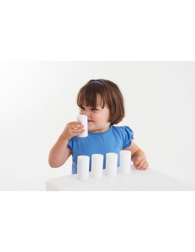 Flacon ordeur Matériel didactique Montessori sensoriel eveil des sens