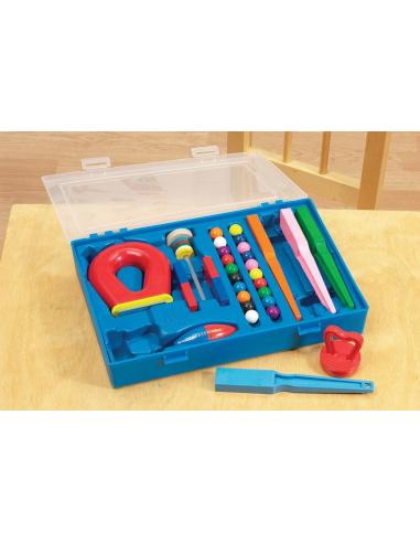 KIT première expérience magnétique enfant Ecole matériel Montessori maternelle cycle 2 educatif didactique collectivité