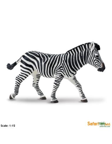 Figurine Zèbre(grand modèle) - Safari Ltd® 111489 Safari Ltd® {PRODUCT_REFERENCE}  Géantes XL - 2