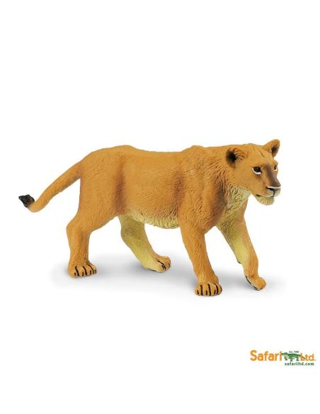 lionne animaux des continents figurine safari ltd enrichissement montessori geographie science carte