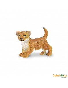 lionceau animaux des continents figurine safari ltd enrichissement montessori geographie science carte