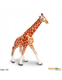 girafe XL grand animaux des continents figurine safari enrichissement montessori geographie science carte