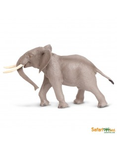 elephant animaux des continents figurine safari ltd enrichissement montessori geographie science carte freinet