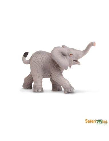 Figurine Éléphant bébé d'Afrique1 - Safari Ltd® 238529 Safari Ltd® {PRODUCT_REFERENCE}  Animaux sauvages - 4