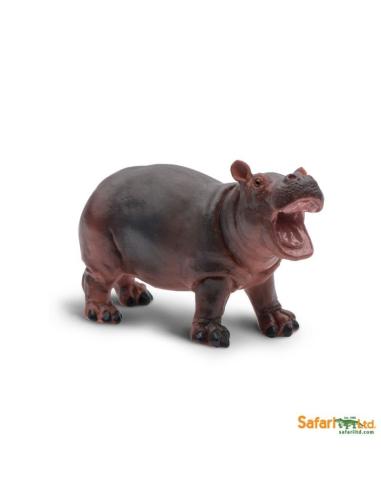 hippopotame animaux des continents figurine safari ltd enrichissement montessori geographie science carte