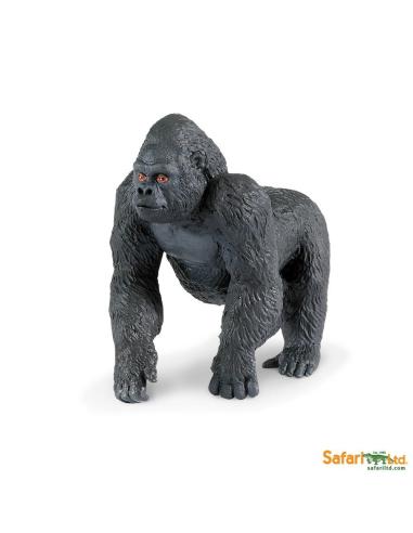 gorille animaux des continents figurine safari ltd enrichissement montessori geographie science carte