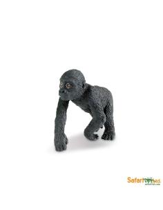 gorille bébé animaux des continents figurine safari ltd enrichissement montessori geographie science carte