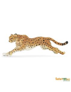guépard reticulee animaux des continents figurine safari ltd enrichissement montessori geographie science carte