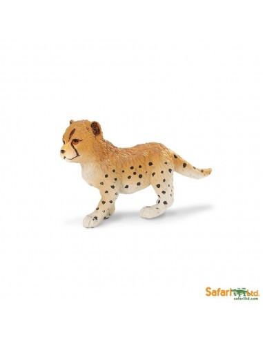 Figurine Guépard bébé - Safari Ltd® 272029 Safari Ltd® {PRODUCT_REFERENCE}  Animaux sauvages - 1