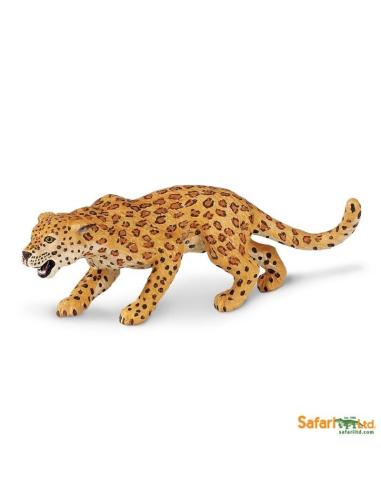 leopard animaux des continents figurine safari ltd enrichissement montessori geographie science carte