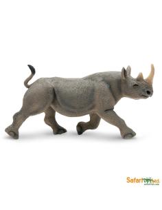 Rhinocéros 14 cm série animaux sauvages safari Ltd 270229