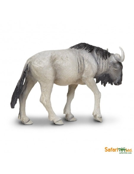 gnou animaux des continents figurine safari ltd enrichissement montessori geographie science carte