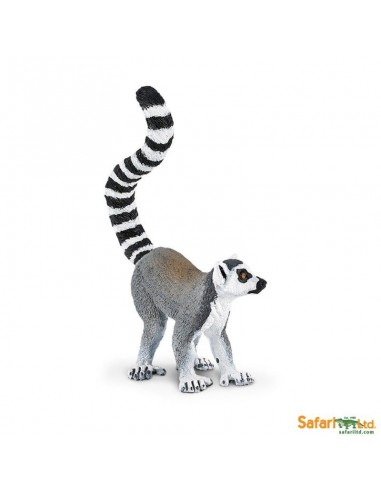 lemurien singe animaux des continents figurine safari ltd enrichissement montessori geographie science carte