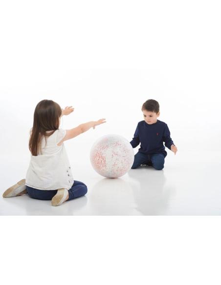 Balle constellation tour texture moment clame appaisement concentration materiel educatif sensoriel cognitif