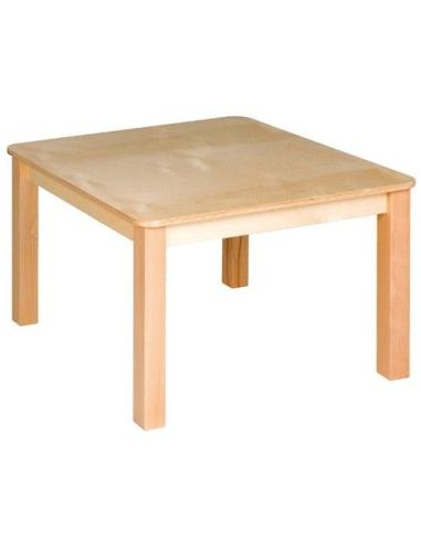Table cube montessori en bois materiel vie pratique activité sensorielle ecole maternelle primaire centre enfant crèche