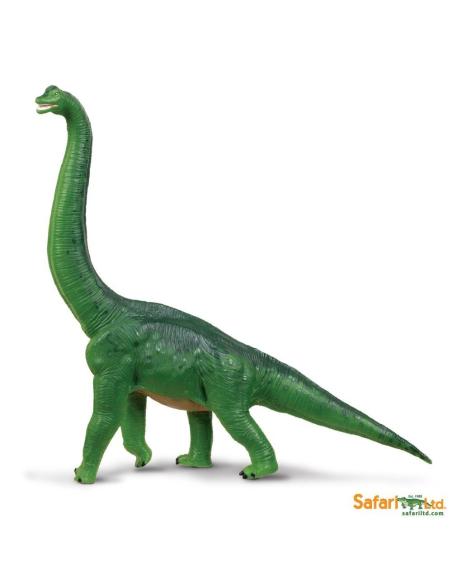 Figurine brachiosaure Jouet dinosaure matériel éducatif Safari Schleich Papo enrichissement cosmique montessori