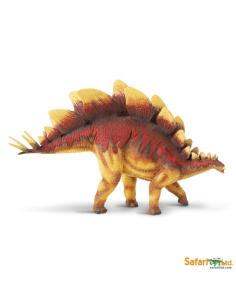 Figurine stegosaure Jouet dinosaure matériel éducatif Safari Schleich Papo enrichissement cosmique montessori