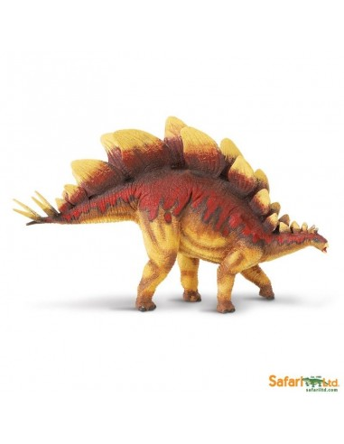 Figurine dinosaure Stégosaure - Safari Ltd® 284429 Safari Ltd® {PRODUCT_REFERENCE}  Dinosaures & Préhistoire - 1