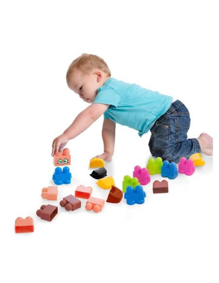 Emotiblocks jeu emotion reeducation materiel orthophonie ecole educatif pedagogique apprendre catalogue autiste