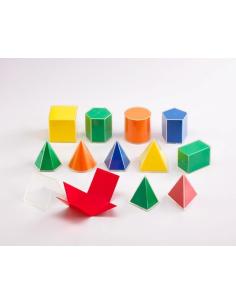 Solides developpe patrons materiel didactique geometrie volume forme scolaire