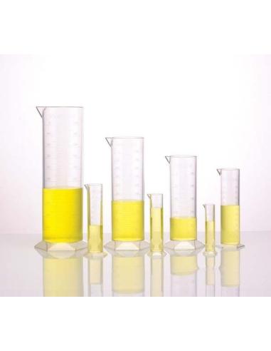 Eprouvettes cylindres graduées materiel scolaire educatif didactique laboratoire primaire college collectivite