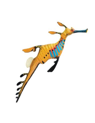 Weedy Phyllopteryx dragon mer safari figurine educative enrichissement montessori maternelle collection mer ocean aquatique