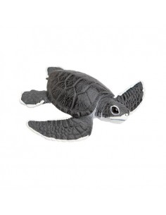 Tortue mer echelle figurine educative enrichissement montessori educatif collection jouet ocean