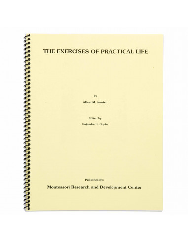 Livre The Exercises Of Practical Life Nienhuis {PRODUCT_REFERENCE}  Livres et plus - 1