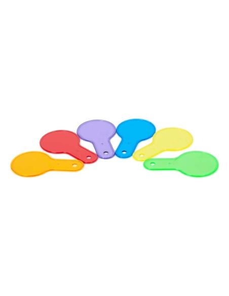 Grande Palette couleur optique table lumineuse pedagogie Reggio éducatif jeu SENSORIEL montessori exploration sens decouverte
