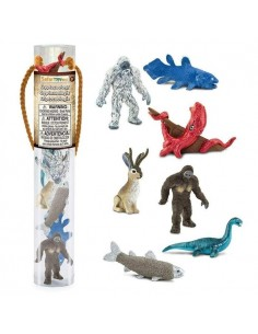 Cryptozoologie bigfoot loch ness mythe kraken legende histoire figurine educative montessori education