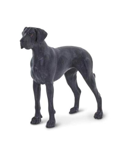 chien dogue allemand grand danois figurine educative enrichissement montessori educatif collection jouet geographie collection