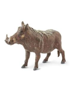afrique phacochère cochon figurine educative enrichissement montessori educatif collection jouet geographie collection