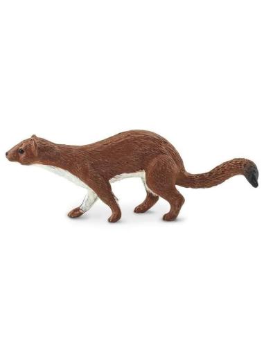 belette europe amerique figurine safari educative enrichissement montessori educatif collection jouet geographie collection
