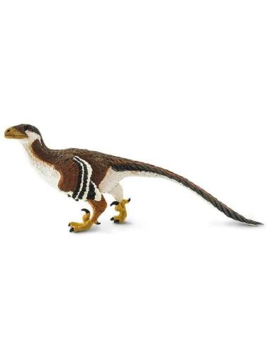 Deinonychus dinosaure safari figurine educative enrichissement montessori educatif collection jouet geographie collection