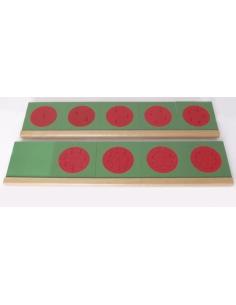 Fraction support matériel Matériel Montessori Haut de gamme