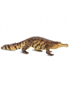 Sarcosuchus dinosaure safari figurine educative enrichissement montessori educatif collection jouet geographie collection