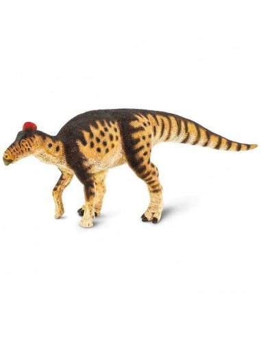 Edmontosaurus dinosaure safari figurine educative enrichissement montessori educatif collection jouet geographie collection