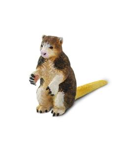 Dendrolague kangourou Matschie safari figurine cupcake educative enrichissement montessori educatif collection jouet geographie