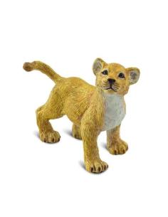 lionceau lion sauvage lionne savane safari figurine educative enrichissement montessori educatif collection jouet geographie
