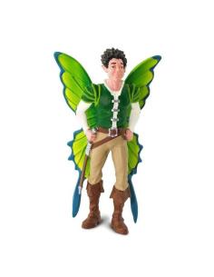 oberon obéron roi fée fee féerique monde fantastique gamer safari figurine mythique licorne WOW resine educatif collection jouet