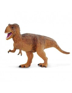 tyrannosaurus rex dinosaure safari figurine educative enrichissement montessori educatif collection jouet geographie collection
