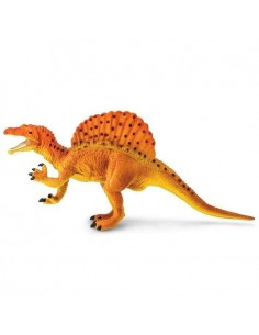 Spinosaures dinosaure safari figurine educative enrichissement montessori educatif collection jouet geographie collection