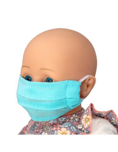Lot de 3 Masques sanitaires pour poupée - Jouet d'imitation Autres {PRODUCT_REFERENCE}  Poupées, poupons et accessoires - 3