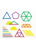 Baguettes de géométrie Geostix