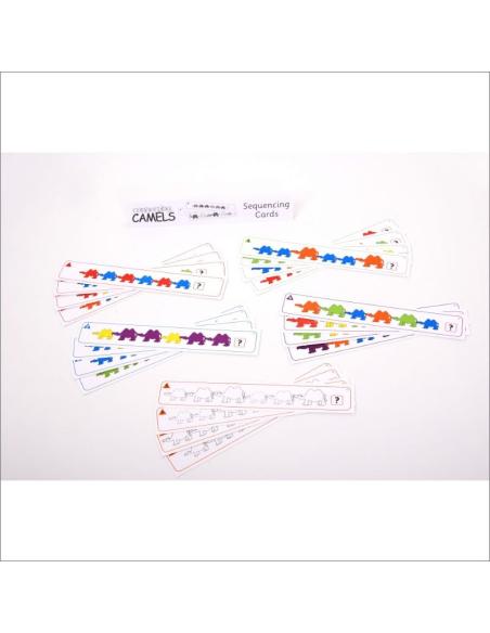 Algorithmes séquences tri école Maternelle platifié éducatif couleur grandeur dimension