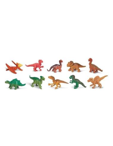Bébés dinosaures figurine educative montessori education dino train animé prehistoire dinosaure safari 680104 paleotonlogue