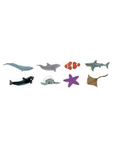 animaux marins figurine educative montessori education enrichissement materiel minis pedagogique safari 346422