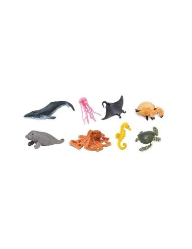 Mini figurines vie marine - Safari Ltd® 352122 Safari Ltd® {PRODUCT_REFERENCE}  Minis® - 3
