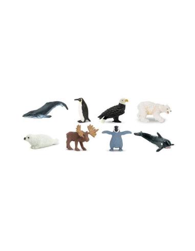 Mini figurines animaux d'Arctique - Safari Ltd® 352422 Safari Ltd® {PRODUCT_REFERENCE}  Minis® - 3